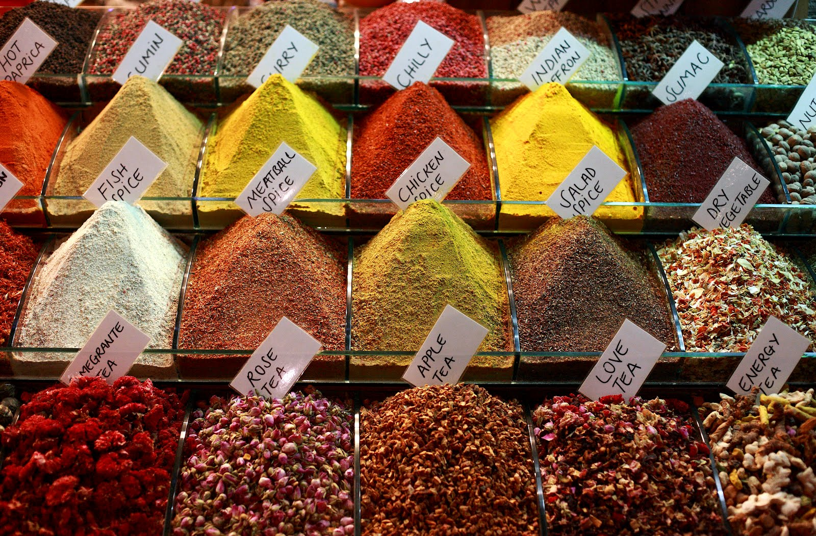 Istanbul Spice