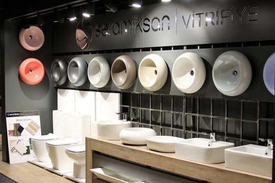 نمایشگاه کاشی و سرامیک استانبول (Unicera)