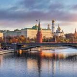 نگاهی کلی بر شهر مسکو