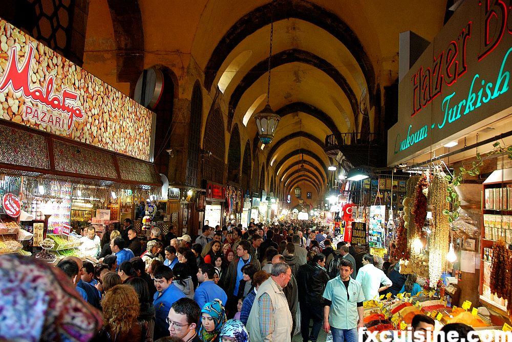 بازار فاتیح استانبول