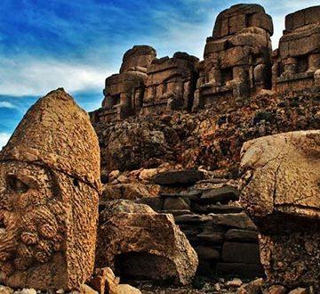 آثار تاریخی ترکیه