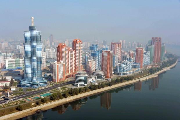 بناهای بزرگ کره شمالی