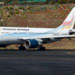 آغاز پرواز ایروان تهران توسط شرکت هواپیمایی ارمنی Armenia Airways از تسهیل سفر به ارمنستان خبر میدهد