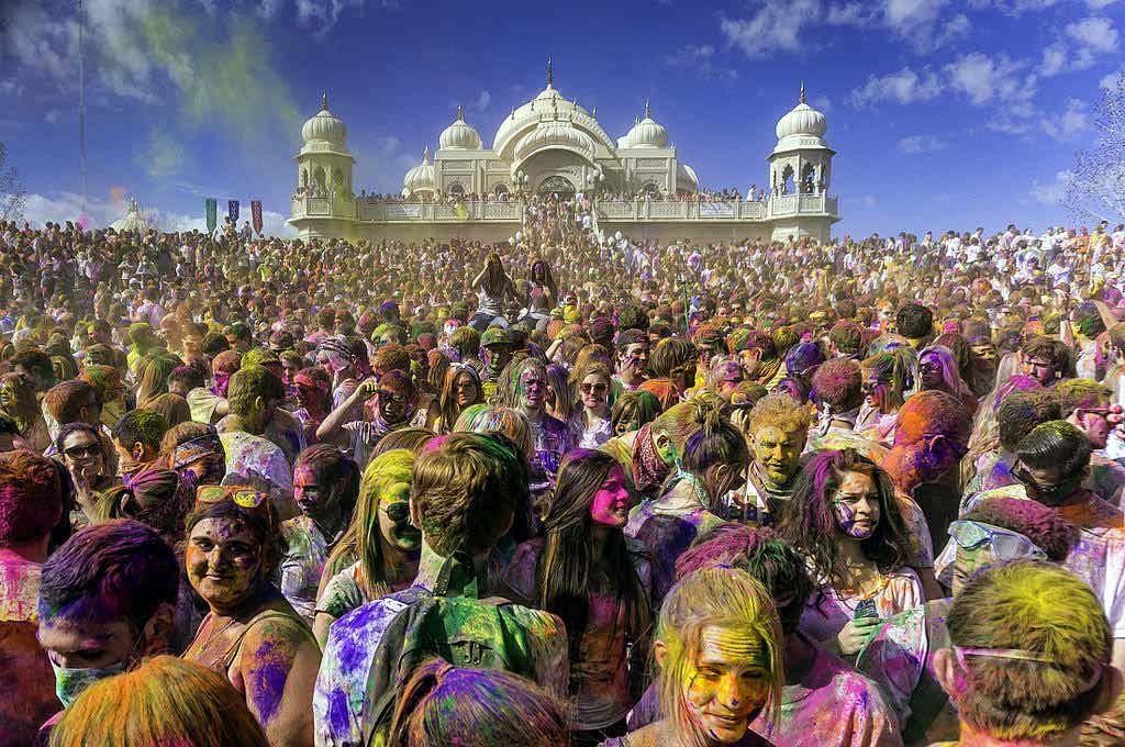 جشن رنگ ها
