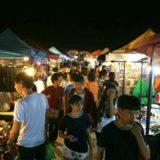 گشتی در بازارهای شبانه بانکوک
