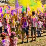 جشن رنگ ها در کدام کشورها برگزار میشود؟ + زمان برگزاری فستیوال هولی در سال 2020