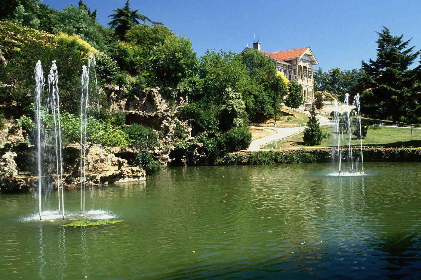 پارک ییلدیز استانبول