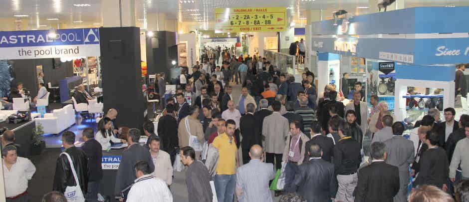 نمایشگاه استخر استانبول