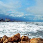 از شنا کردن در دریای خزر به شدت دوری کنید؛ خطر مرگ!