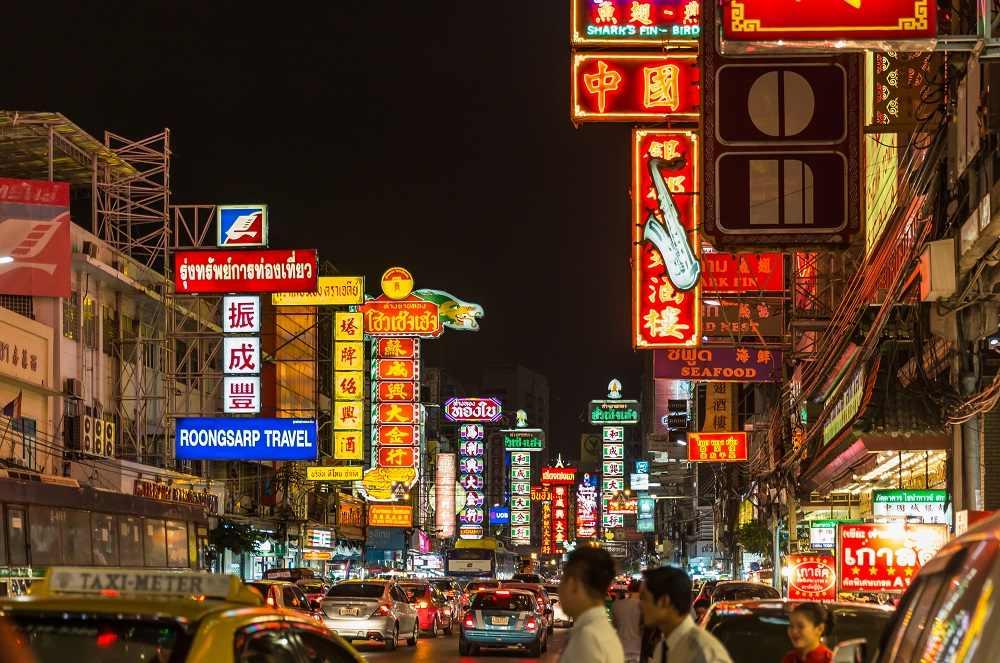 منطقه چینیها (Chinatown)
