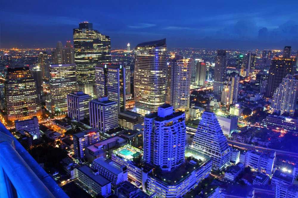 منطقه سیلوم (Silom)
