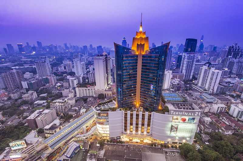 محله های معروف بانکوک