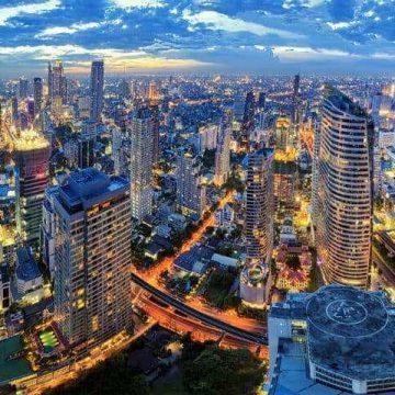 آب و هوای بانکوک