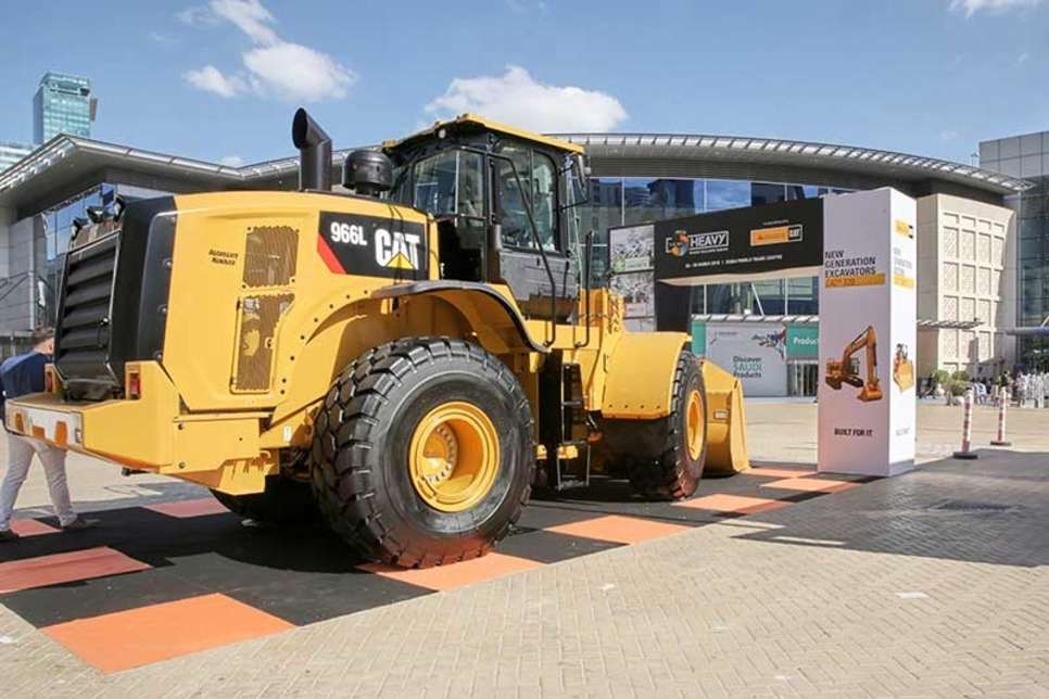 نمایشگاه ماشین آلات سنگین دبی