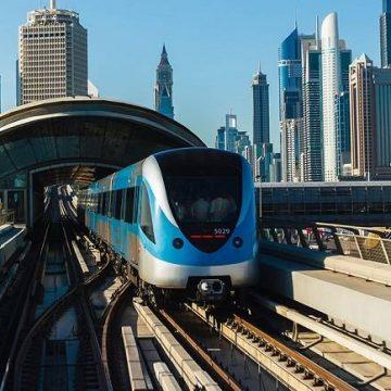متروی دبی