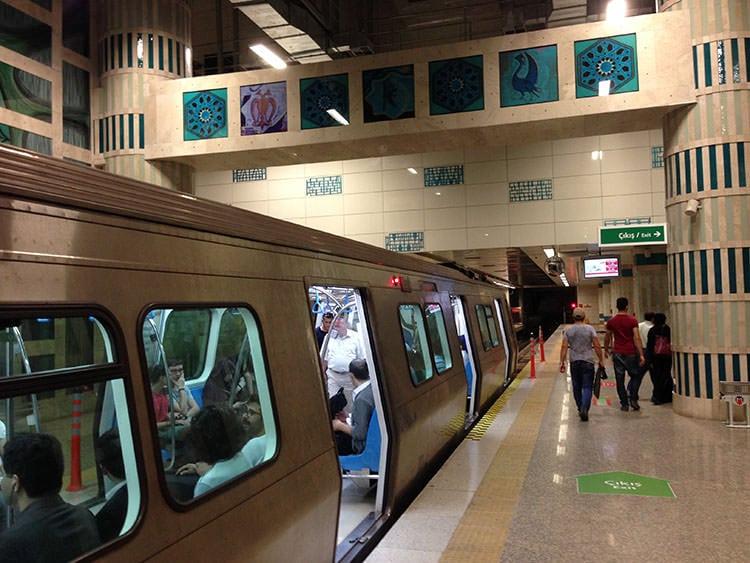 متروی استانبول