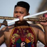 جشنواره عجیب و وحشتناک گیاه خواران در تایلند برگزار شد