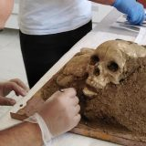 جمجمه 3500 ساله در مرکز ترکیه پیدا شد