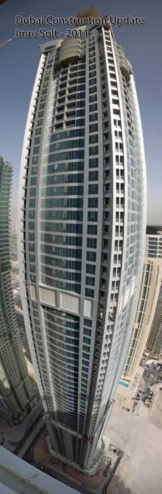 برج تورچ-مشعل دبی - Dubai Torch Tower - بیسان گشت